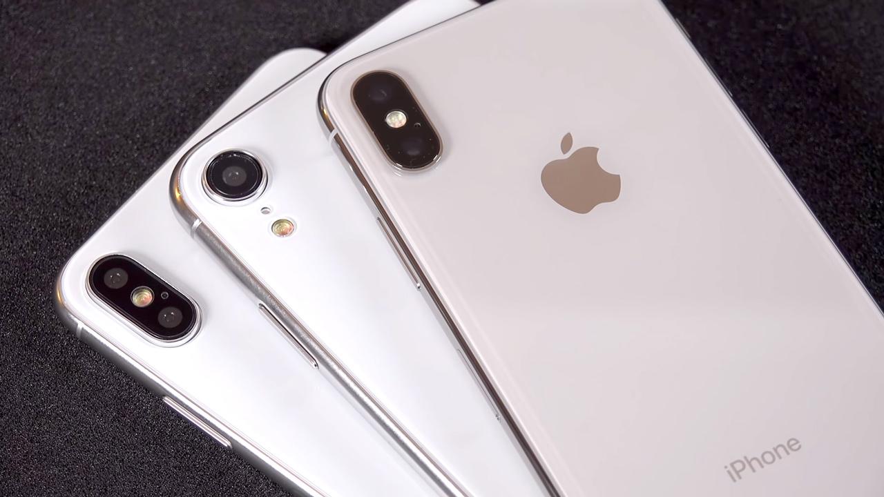 I tre iPhone del 2018 compaiono in un video 4K: eccoli in ogni dettaglio