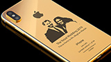 Un iPhone X in oro da 3.400 € in occasione del Royal Wedding