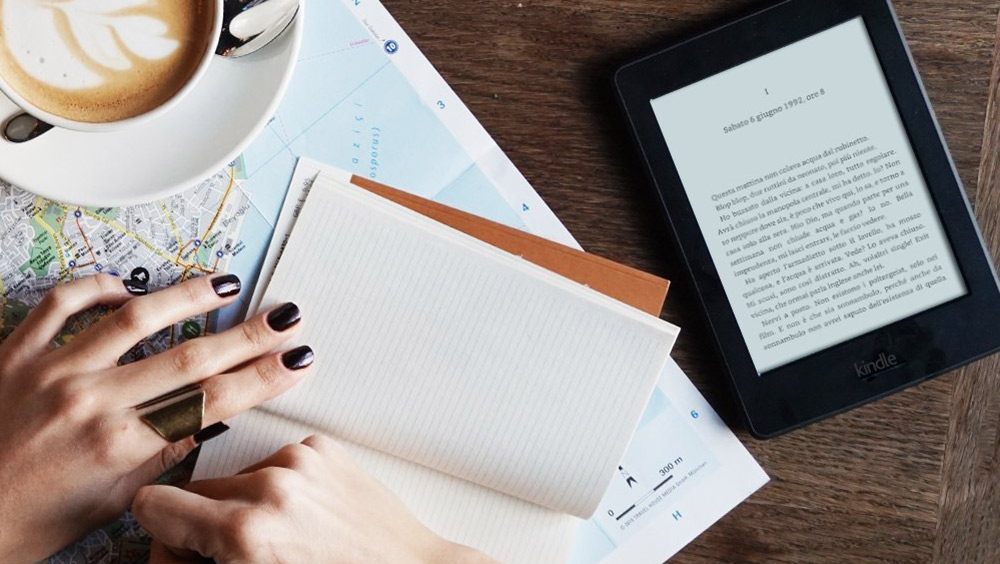 Amazon Kindle Paperwhite retroilluminato in sconto per il Black Friday 2016