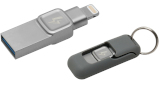 Kingston, prima pen drive USB-Lightning: ecco la DataTraveler Bolt Duo