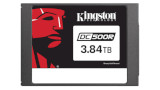 Kingston presenta la serie di SSD dedicata ai data center DC500: fino 3,84 TB in una unità 2,5''