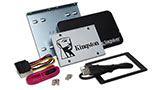 Kingston: ecco SSDNow UV400, entry-level con controller Marvell e tagli fino a 960GB