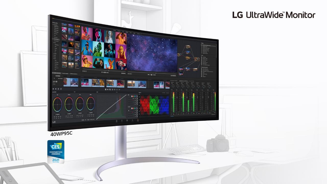 LG presenta la nuova serie di monitor Ul …