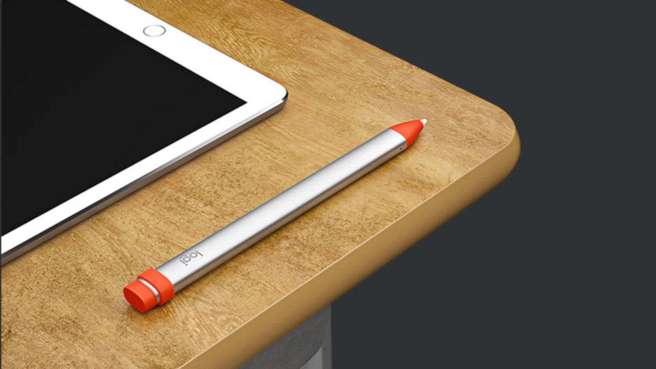 82dd401192fa36 Logitech Crayon, valida alternativa all'Apple Pencil per iPad | Hardware  Upgrade