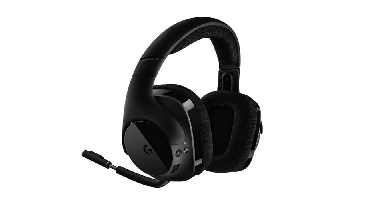 Logitech annuncia le cuffie gaming wireless G533  cdb853e3864b