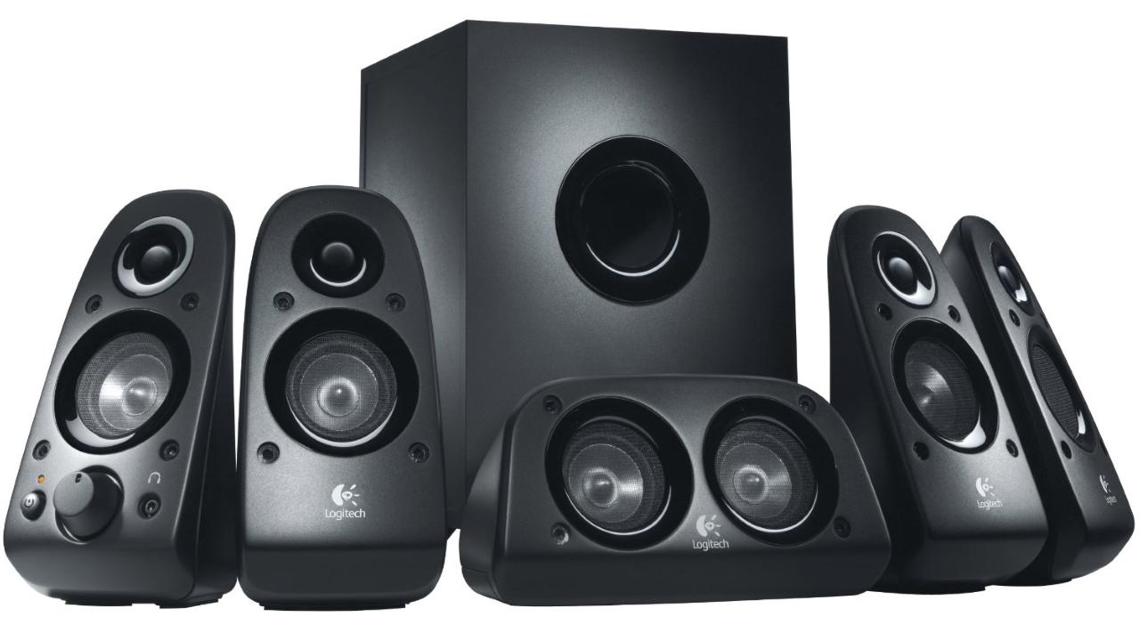 Logitech Z506: casse 5.1 a un ottimo prezzo su Amazon: 69,90 Euro