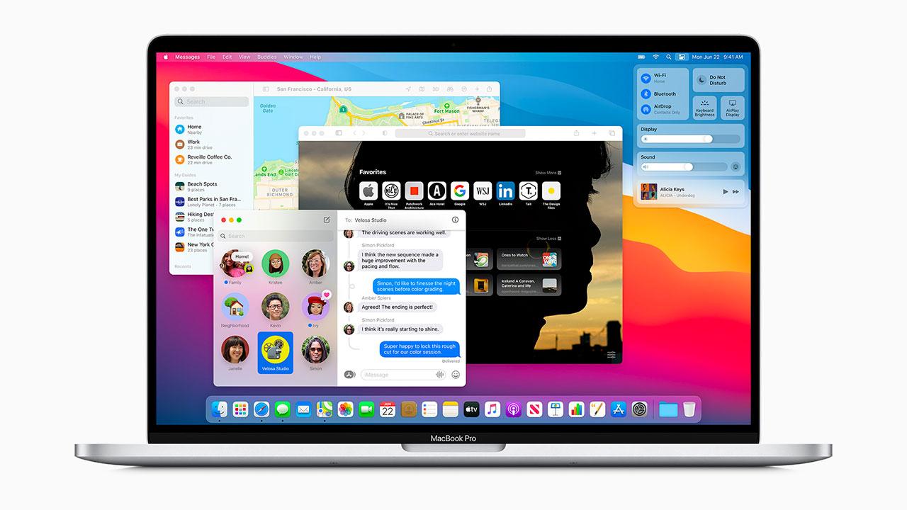 WWDC 2020: con macOS Big Sur arriva la transizione verso ARM con i SoC Apple Silicon