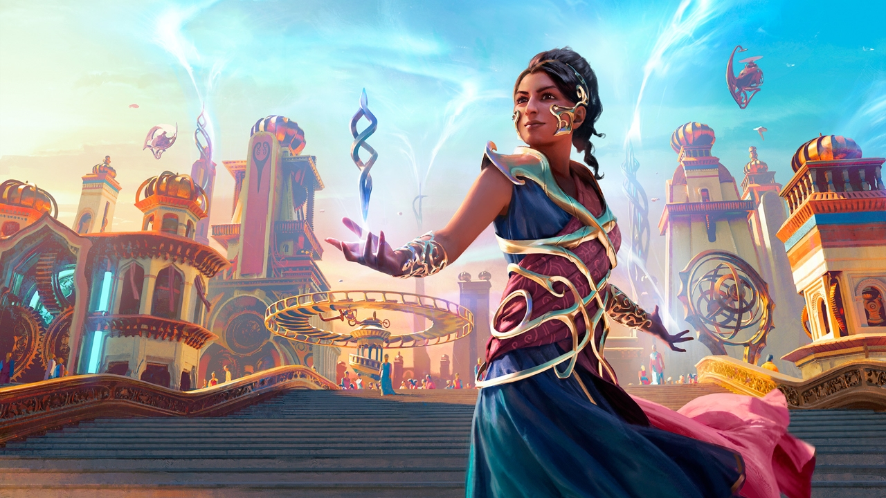 Kaladesh, l'ultima espansione di Magic: The Gathering, ora in versione digitale