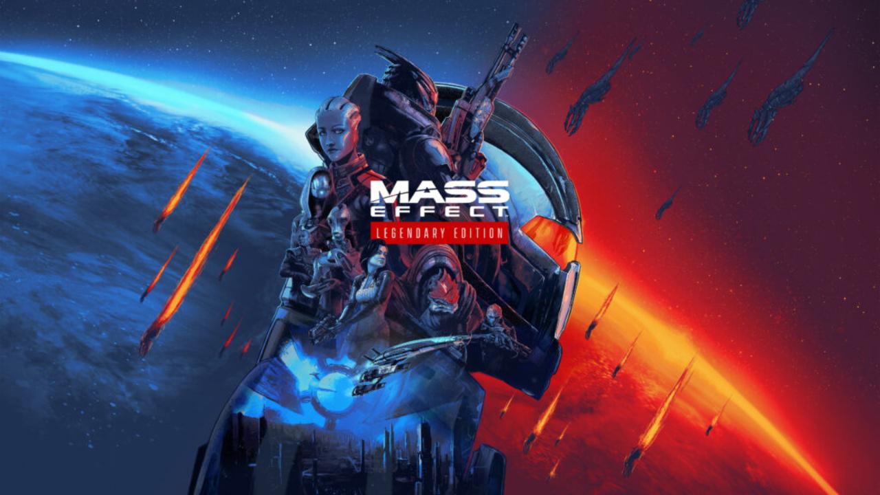 Mass Effect Legendary Edition: 120 fps s …