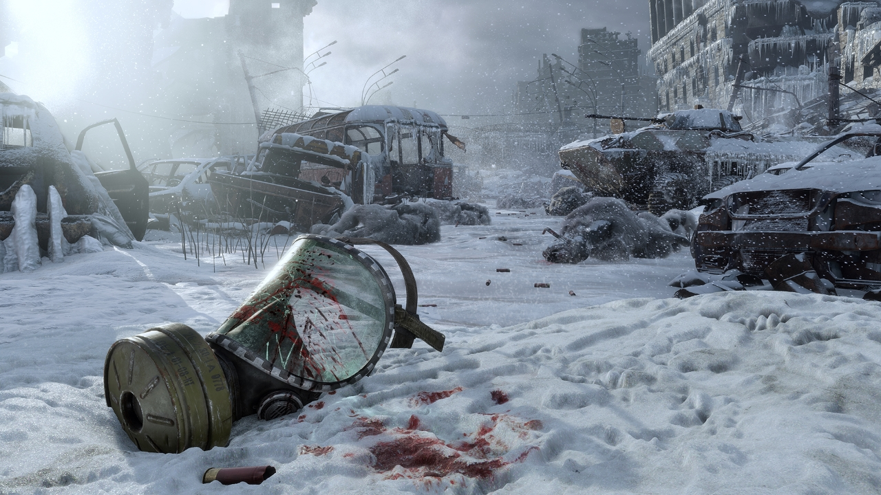 Metro Exodus: uno sguardo alle armi presenti nel gioco | Hardware ...