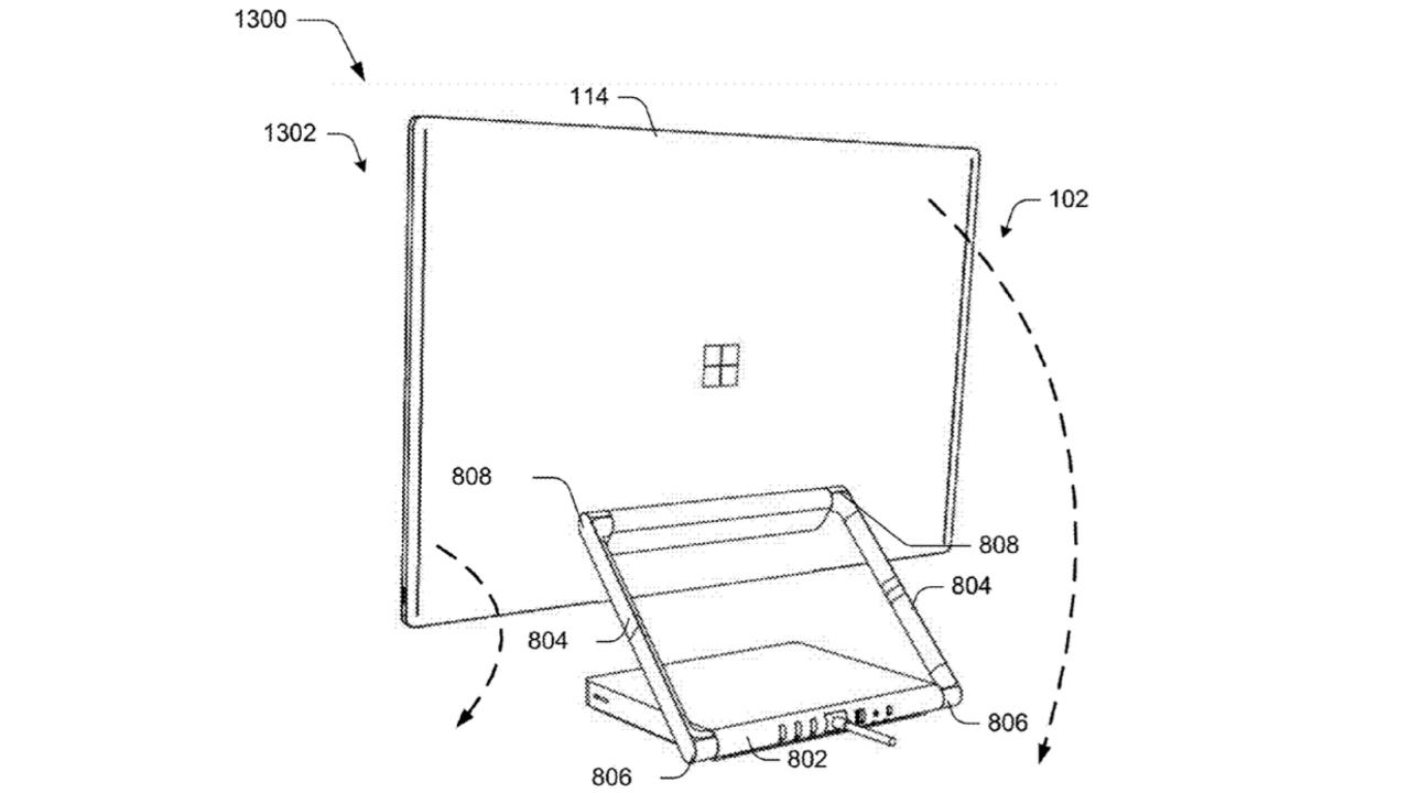 Microsoft deposita brevetto su PC modulare