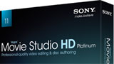 Presentato Sony Vegas Movie Studio HD Platinum 11