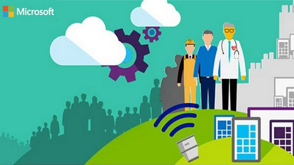 I valori dell'Internet of Things al Future Decoded di Microsoft