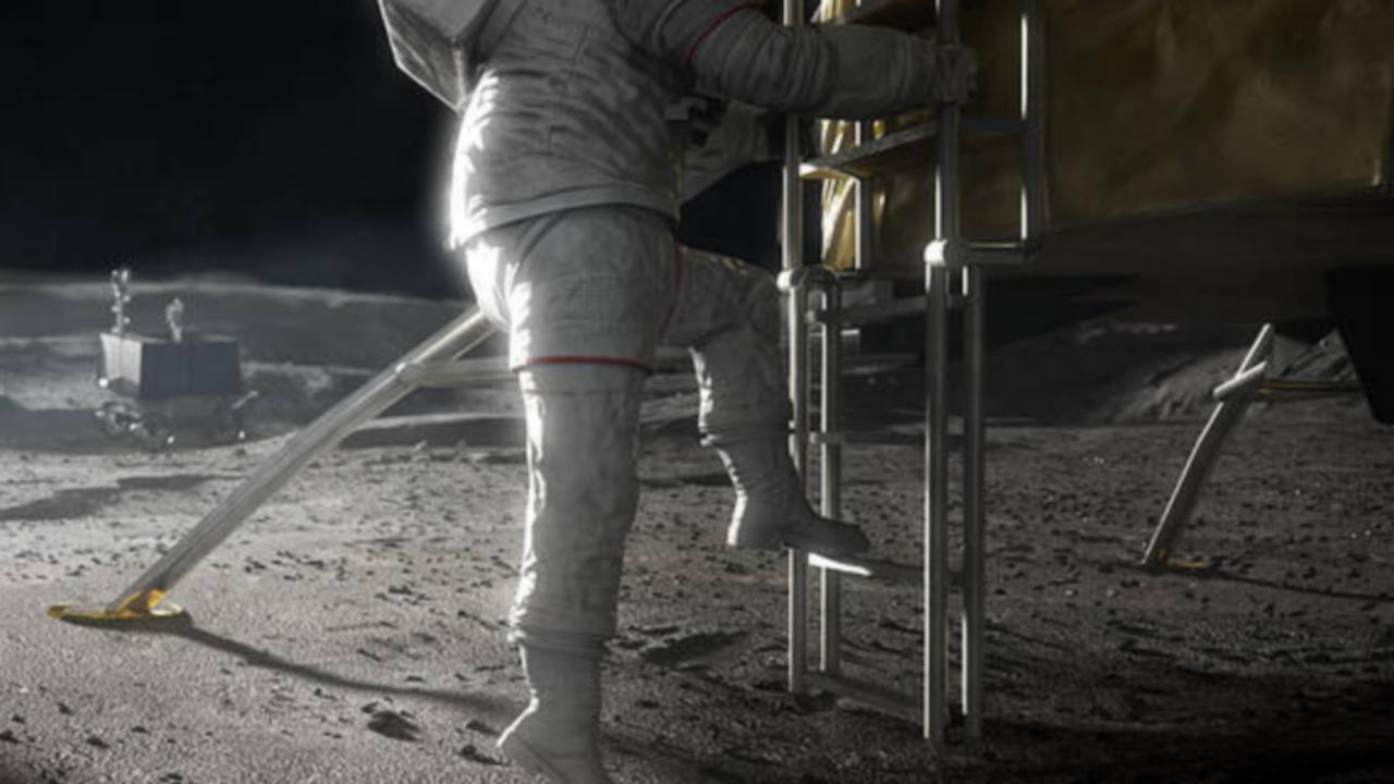 lander lunare