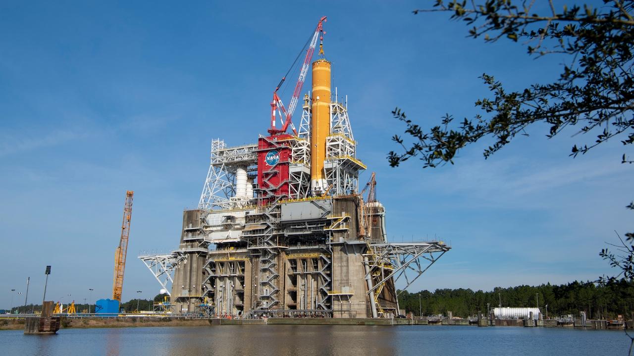 NASA SLS: il nuovo spettacolare test si  …