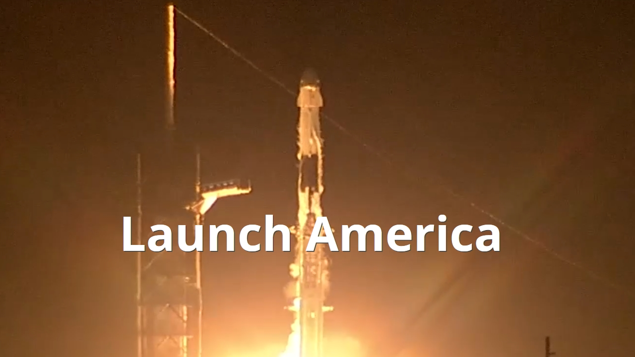 Crew Dragon è partita! NASA, SpaceX e Elon Musk festeggiano il successo!