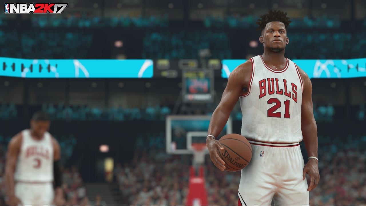 NBA 2KVR permette di giocare a basket in realtà virtuale