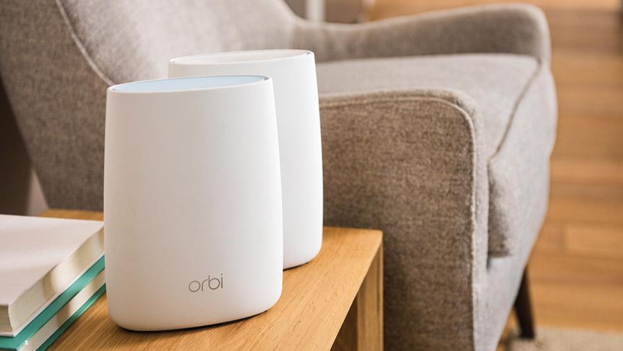 Con Orbi Netgear rende i router belli, veloci e semplici da configurare