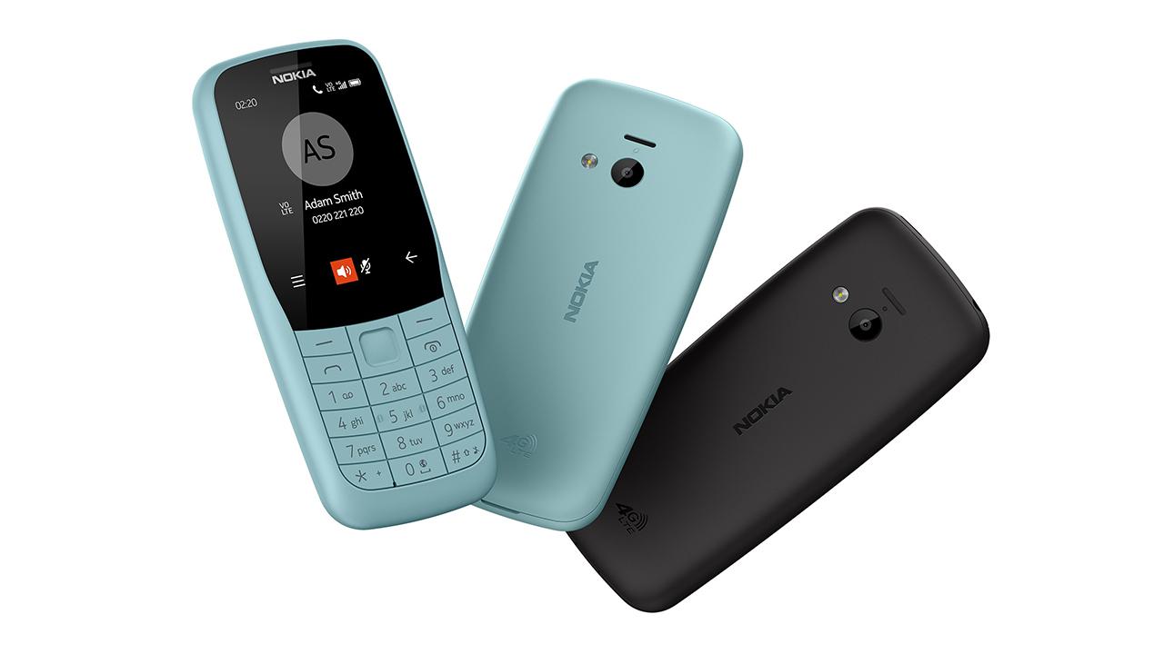 Risultati immagini per Nokia 220 4G