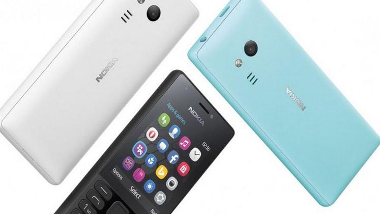 Microsoft lancia Nokia 216, il telefono economico anche dual SIM