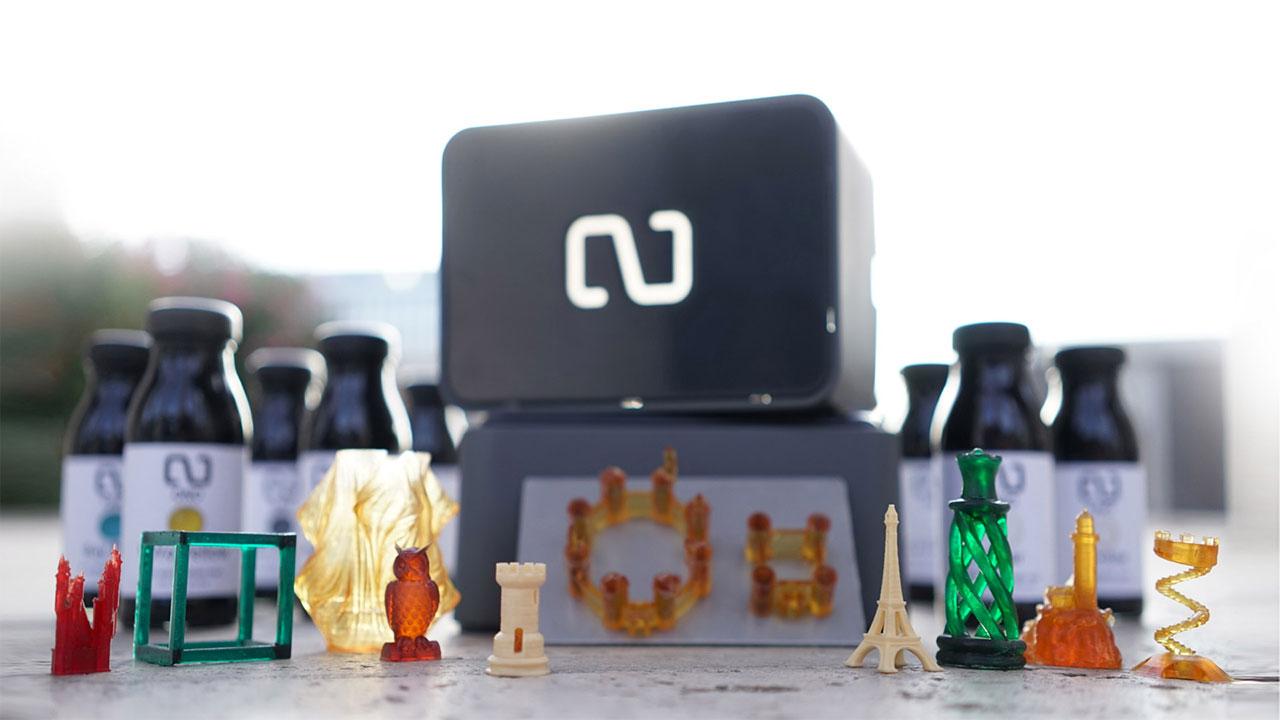 ONO trasforma il tuo smartphone in una stampante 3D: eccola dal vivo!