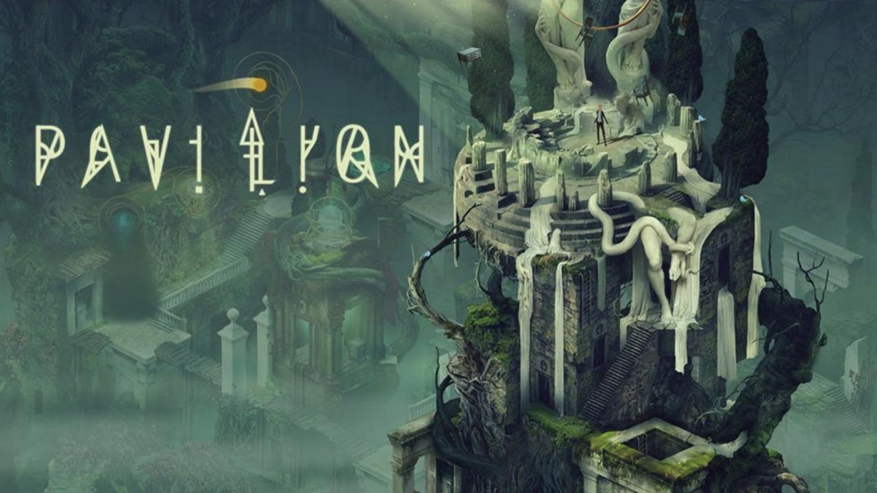 Pavilion, puzzle game in quarta persona in anteprima su SHIELD Android TV
