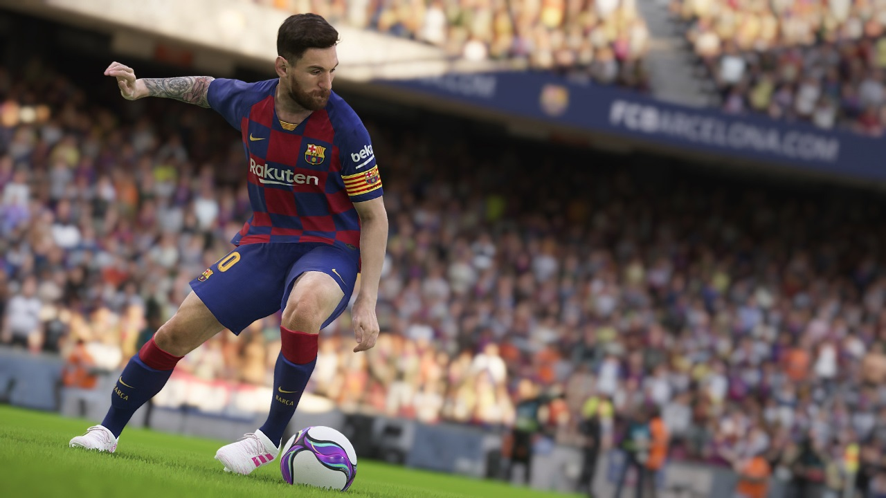 eFootball PES 2020 adesso disponibile su PC, PS4 e Xbox One