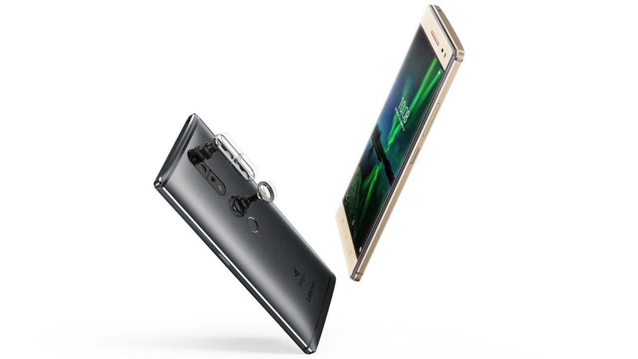 Lenovo Phab2 Pro, il primo smartphone Project Tango è alle porte