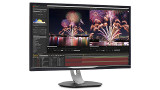 Philips, nuovo monitor 31,5'' 2560x1440 pixel: 99% Adobe RGB e con docking