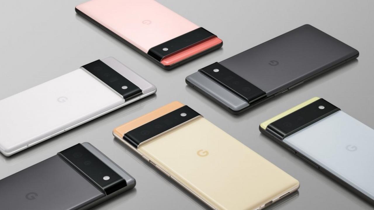 Google Pixel 6 e 6 Pro: ecco tutte le im …