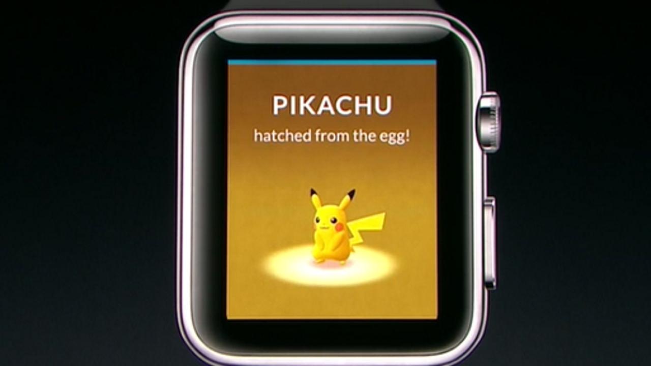 Pokemon Go arriva su Apple Watch