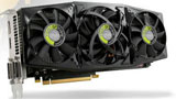 Una GeForce GTX 680 overcloccata anche da Point of View