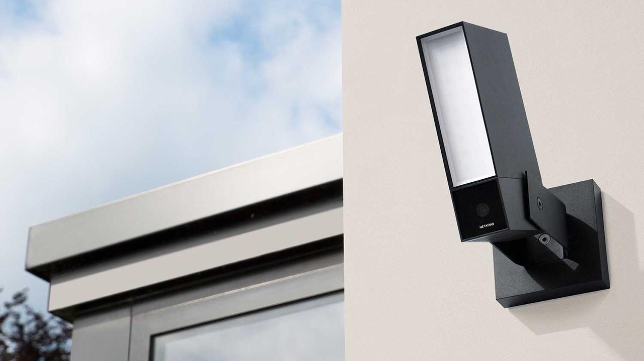 Netatmo presence la videocamera di sicurezza smart da - Videocamera di sicurezza ...