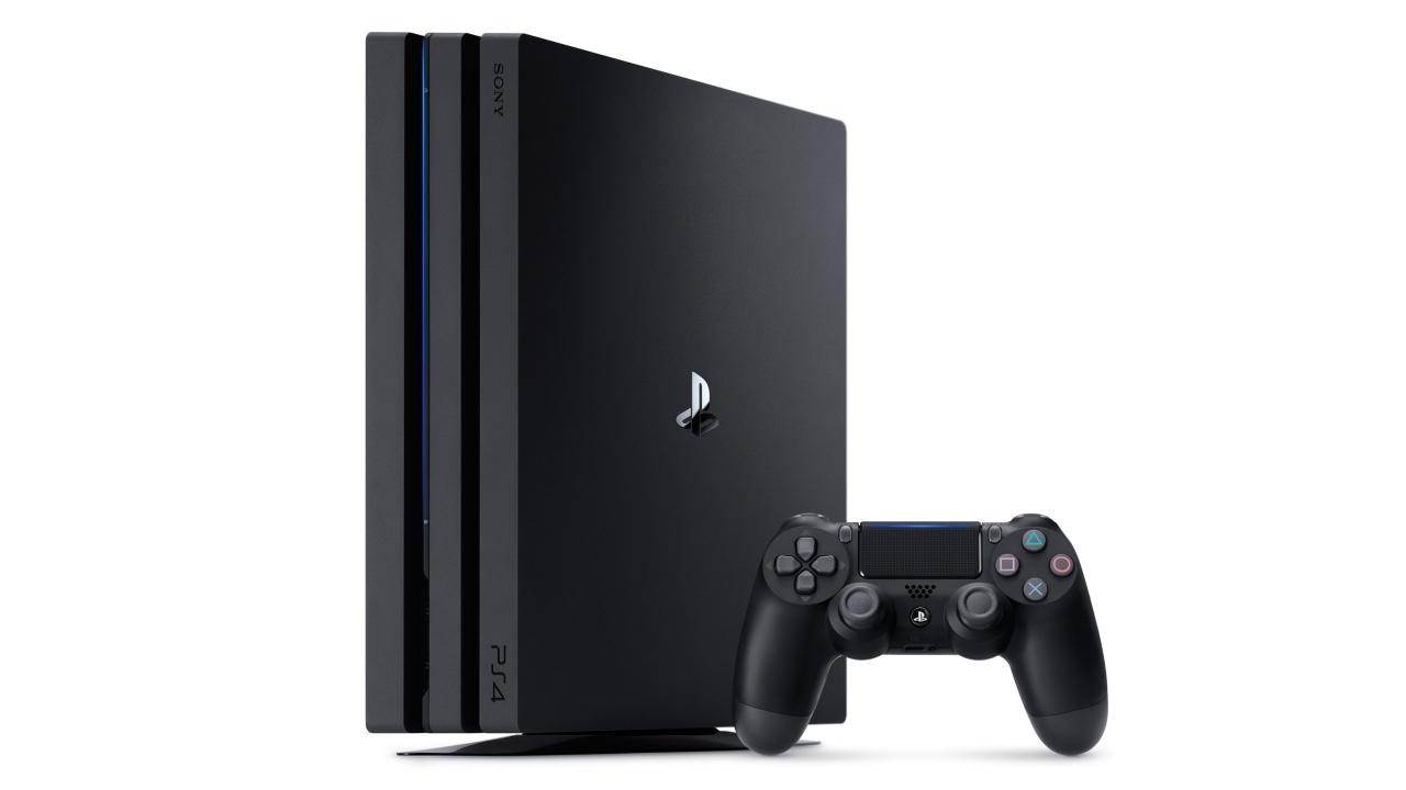 PS4 Pro: specifiche tecniche, immagini, video