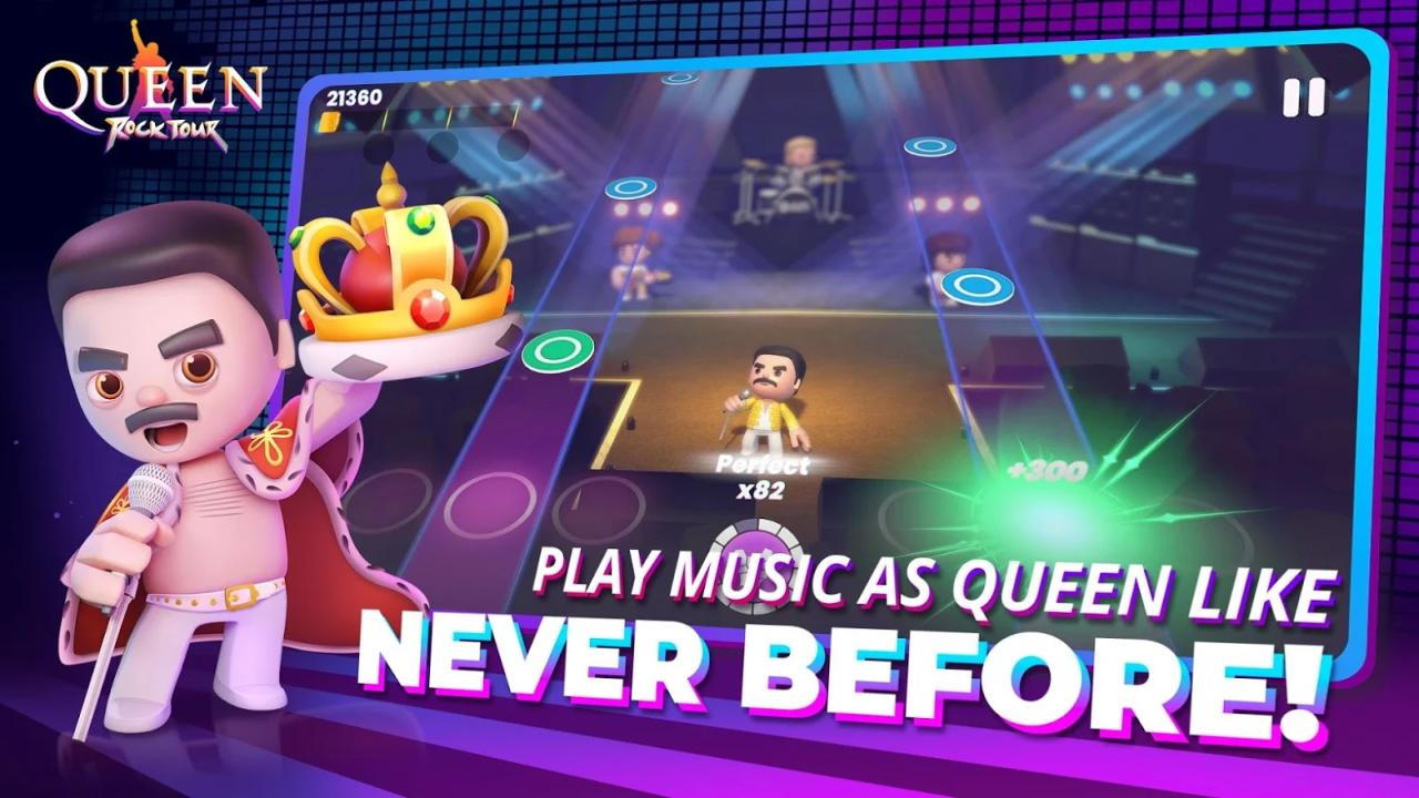 Il primo gioco dei Queen arriva su App S …