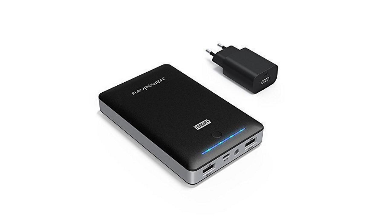 Caricabatterie portatili per tutti i gusti in offerta su Amazon