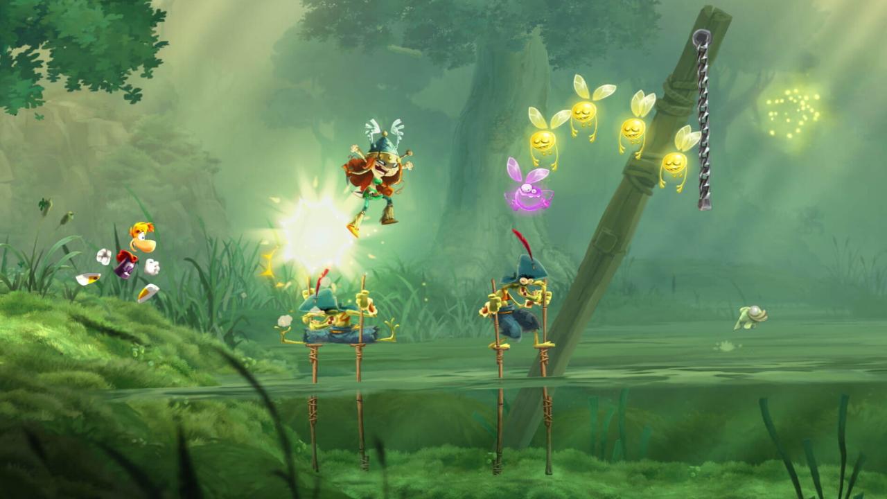 Rayman Legends si può ottenere gratuitamente su Epic Games Store