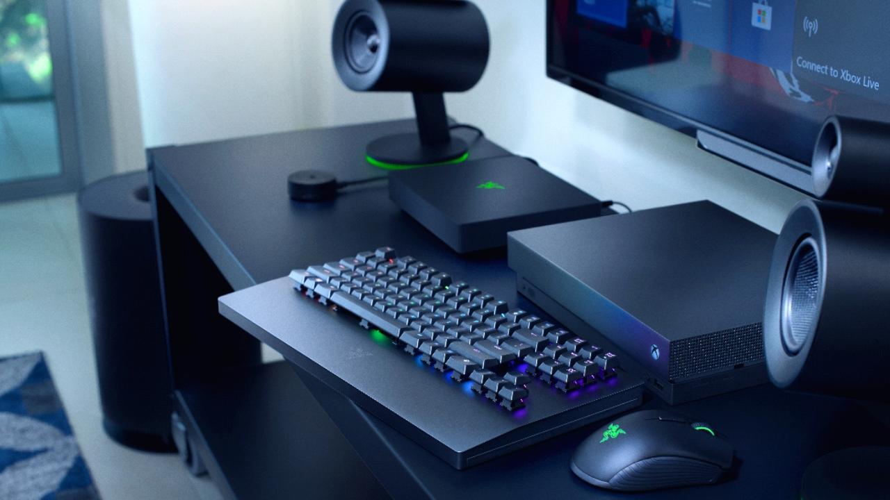 La tastiera offre degli switch meccanici garantiti per 80 milioni di  pressioni 3e6ae20b9c0