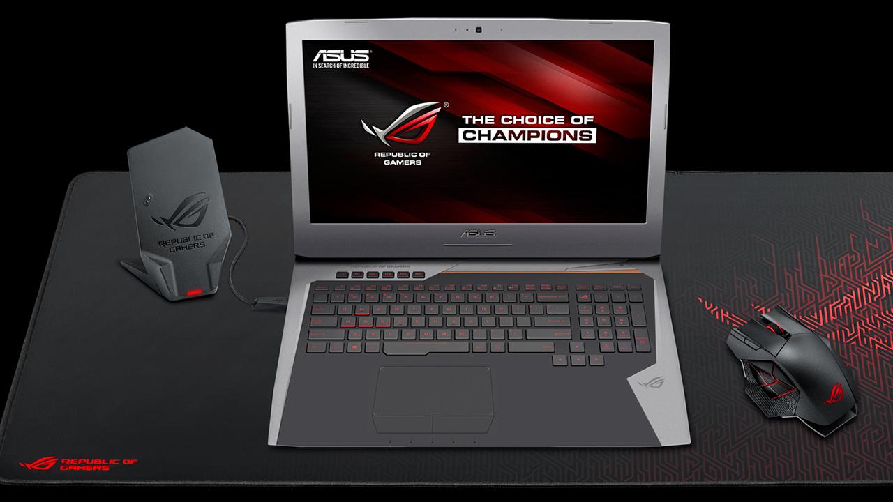 Asus ROG Sheath: un tappetino non solo per il mouse, ma per tutto il computer