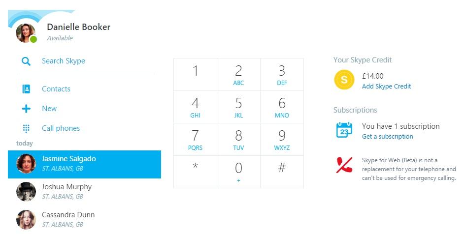 Skype, molte novità su iOS: chiamate via Siri, CallKit e altro