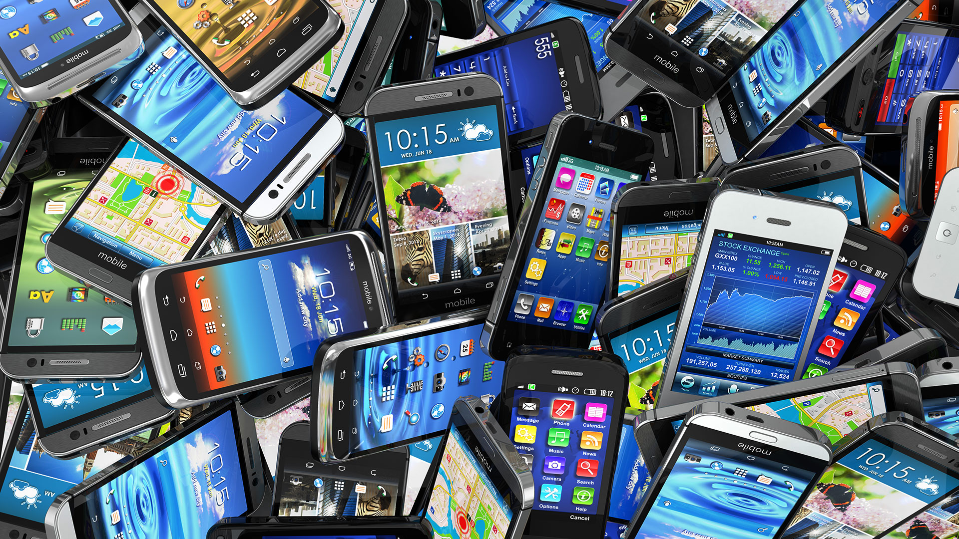Smartphone: iOS e Android crescono, per Windows Phone crisi nera