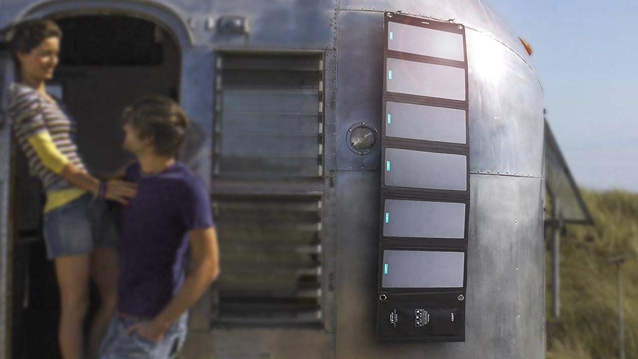 77% di sconto per un pannello solare pieghevole: offerta a tempo e scorte limitate