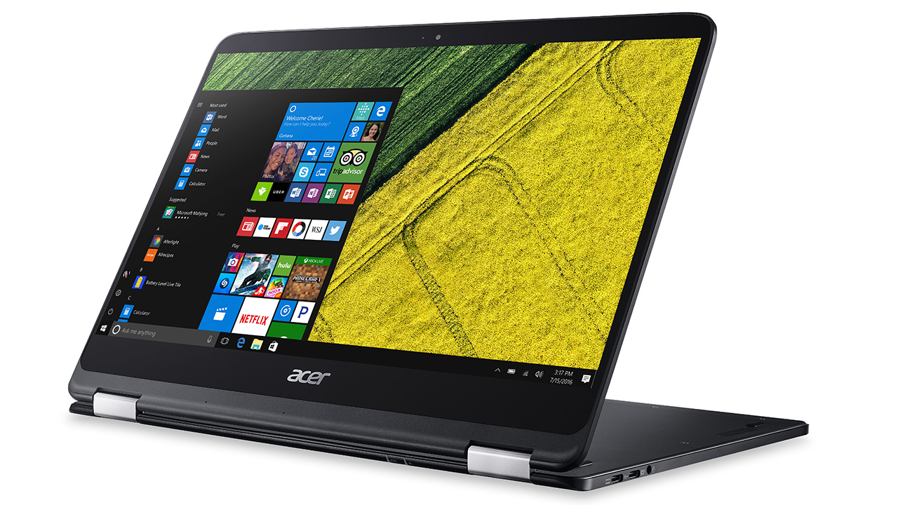 Acer Spin 7, 5, 3, 1: convertibili per tutti i gusti e le tasche