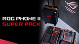 Super Pack ASUS ROG Phone II disponibile all'acquisto: cosa include, quanto costa, dove comprarlo