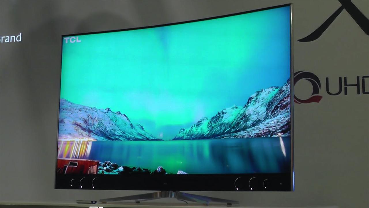 TCL presenta ad IFA il suo primo TV Quantum Dot con Android TV