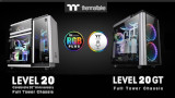 Thermaltake, due case full-tower per i 20 anni dell'azienda: ecco il Level 20 ed il Level 20 GT