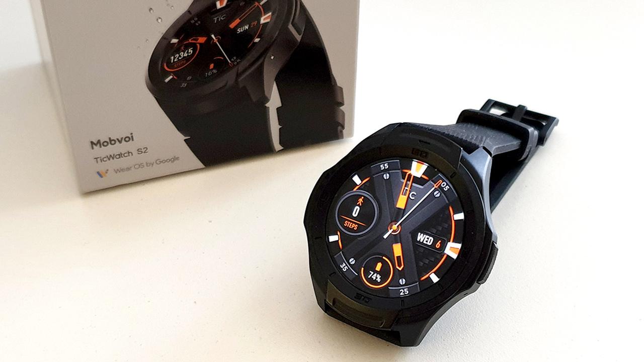 QnA VBage TicWatch S2, abbiamo provato lo smartwatch Wear OS economico di Mobvoi: first look