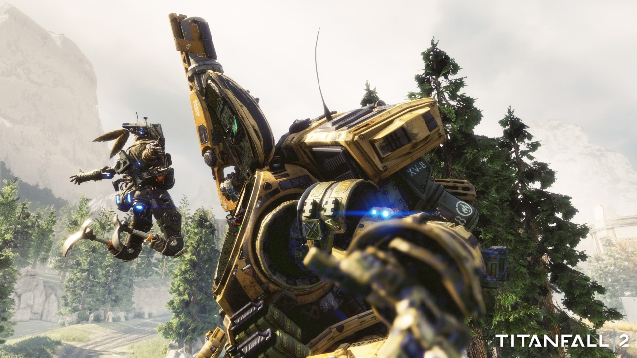 Titanfall 2: annunciati i requisiti hardware