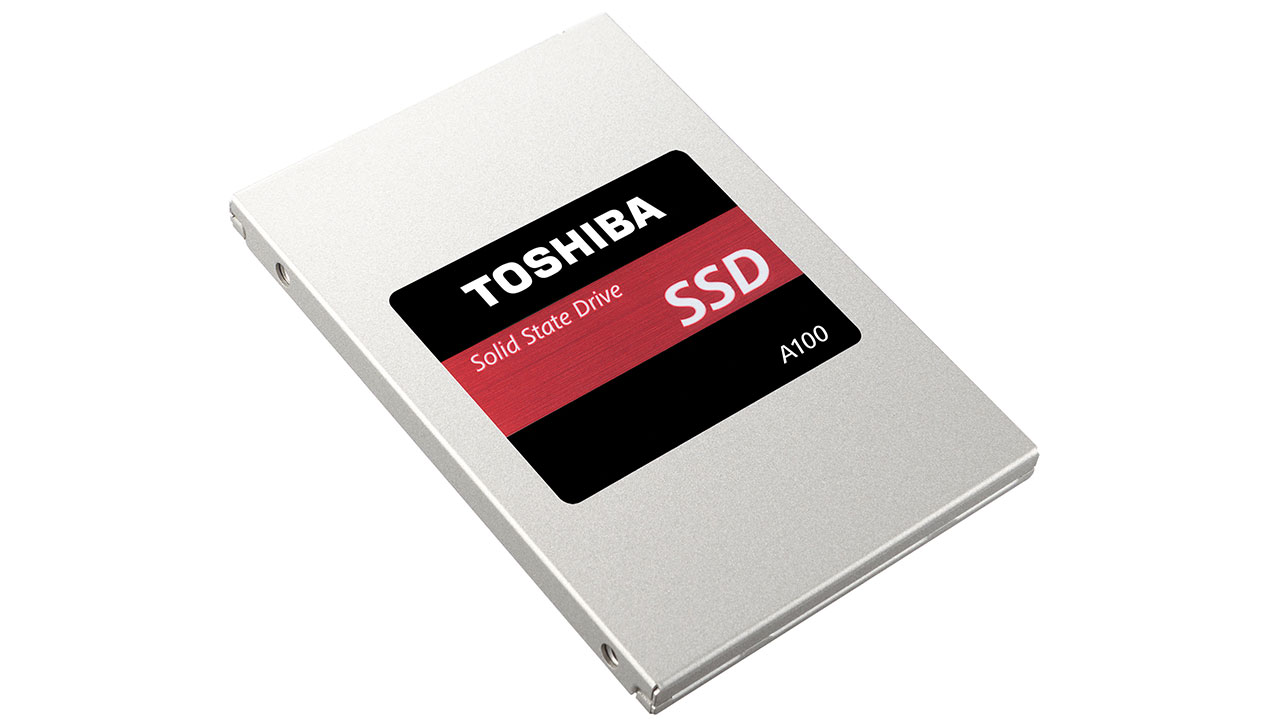 Toshiba A100 è la nuova serie di SSD SATA 2,5 pollici ad alta velocità