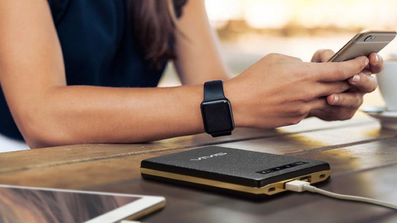 Batteria da 20.000 mAh portatile a 24,99 euro su Amazon: offerta a tempo!